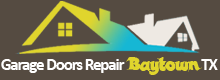 Garage Doors Repair Baytown Logo