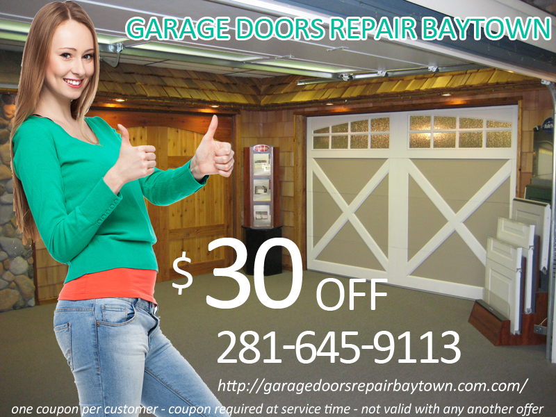 BAYTOWN GARAGE DOOR REPAIRMEN WHO CAN HELP YOU